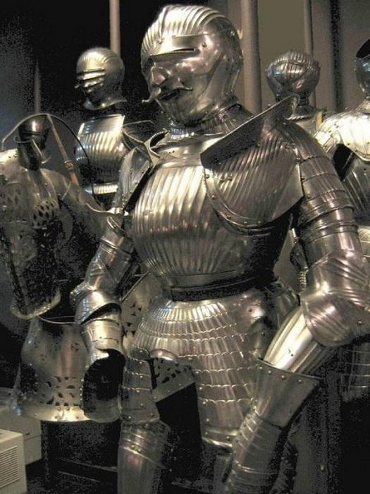 Броня Императора Максимилиана I
