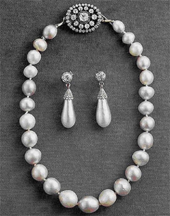 Жемчужное ожерелье