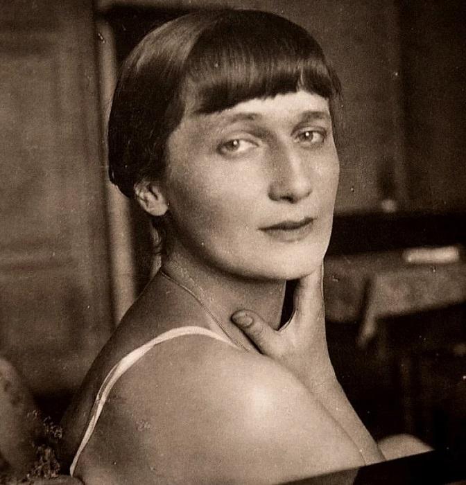 Анна АÑматова 1889-1966
