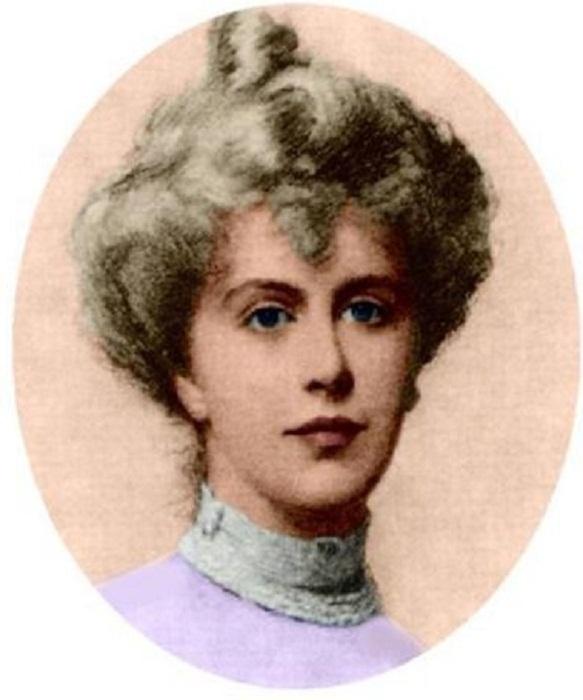 Прабабушка Камиллы - Алиса Кеппел