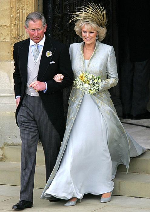 Свадьба Чарльза и Камиллы, 2005 год