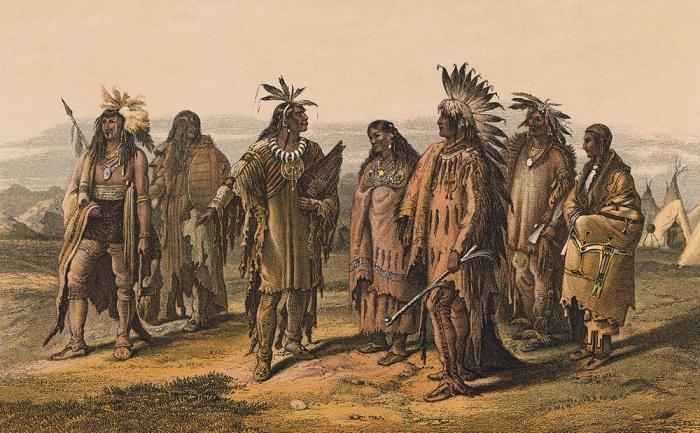 Коренные жители Северной Америки