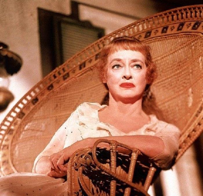 Бетте Дэвис, величайшая американская актриса. 1964 год