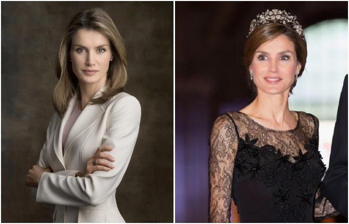 Королева Испании Летисия: Одна из самых стильных королев и ее великолепные тиары