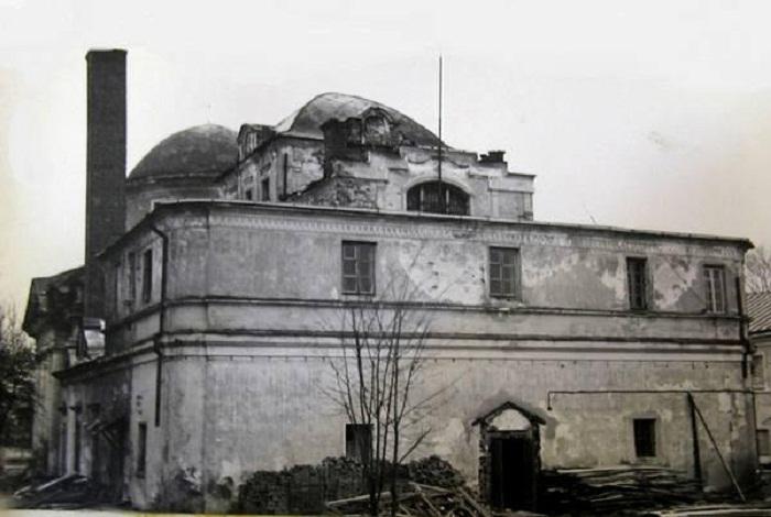 Сухановская тюрьма — бывший храм св. великомученицы Екатерины