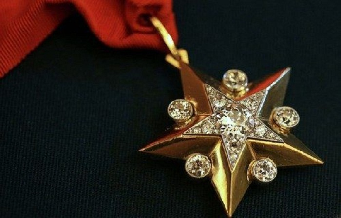 Маршальская звезда
