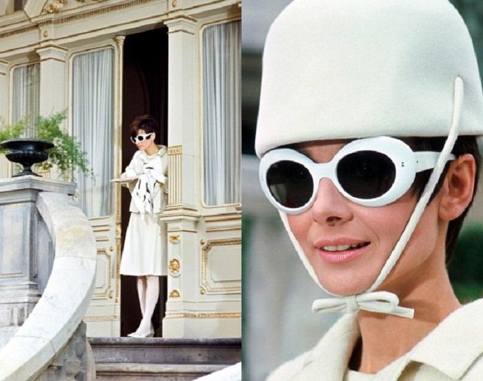 Одри Хепберн в белом, Дизайнер Юбер де Живанши