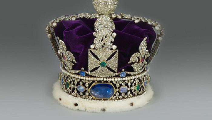 Как сделать платиновую корону 271