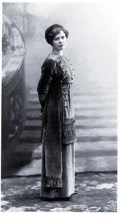 Альма Пиль, 1912 год