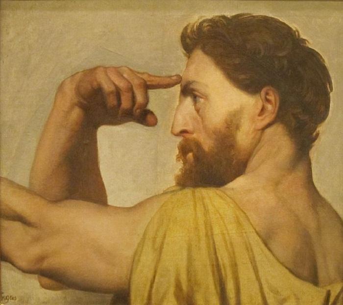 Древнегреческий скульптор Фидий