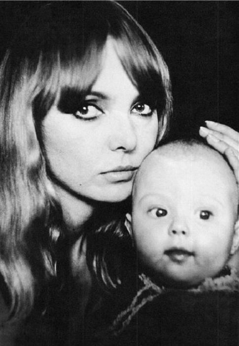 Нонна со своей дочкой Ксенией