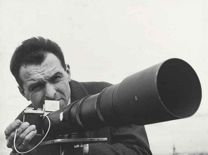 Фотограф Робер Дуано (1912-1994)
