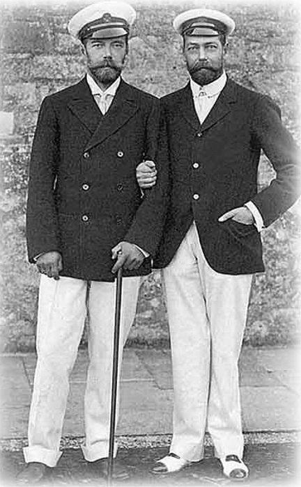 Георг и Николай