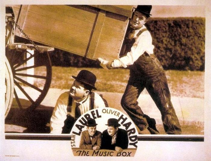 Кадр из фильма Ящик с музыкой