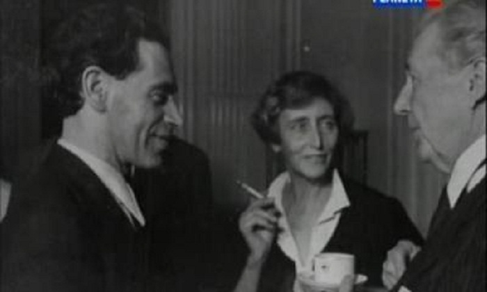 Борис и Ольга Иофан