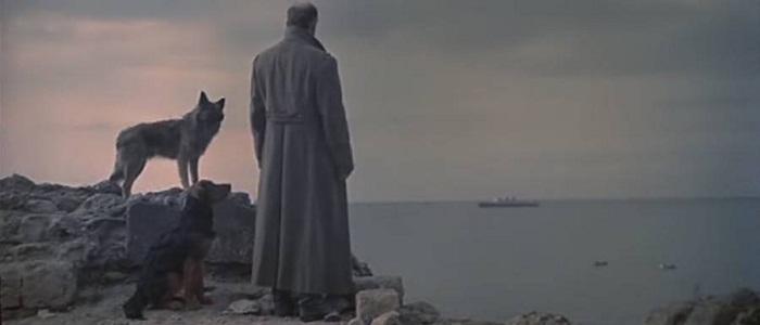 Кадр из кинофильма Бег. Генерал Хлудов