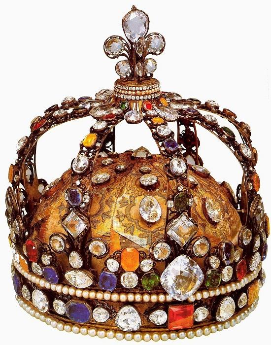 Корона Людовика XV