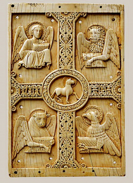 Gospel book. Южная Италия, 1000-1050 гг.