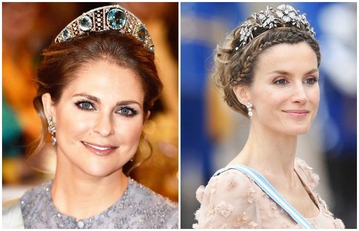 Изысканные тиары современных принцесс Европы