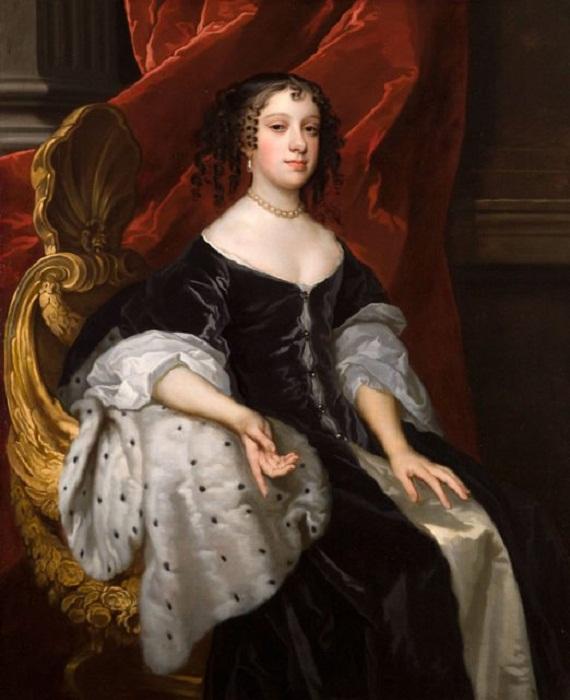 Кэтрин из Браганза, королева Англии