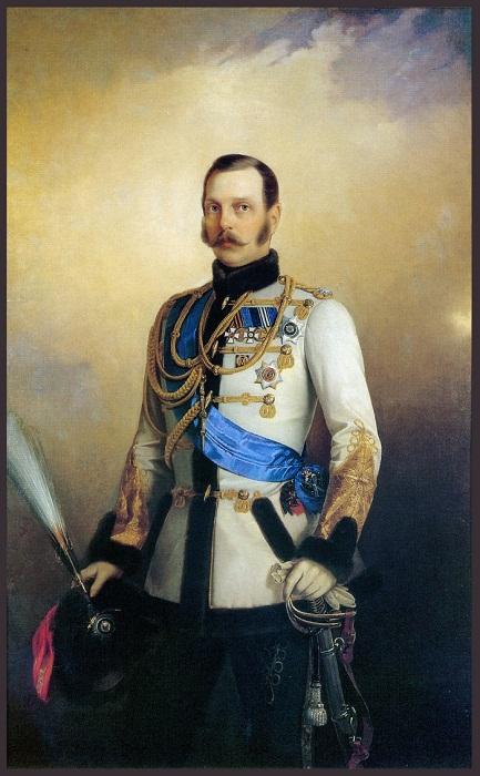 Российский император Александр II