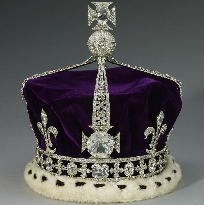 Как сделать платиновую корону 298