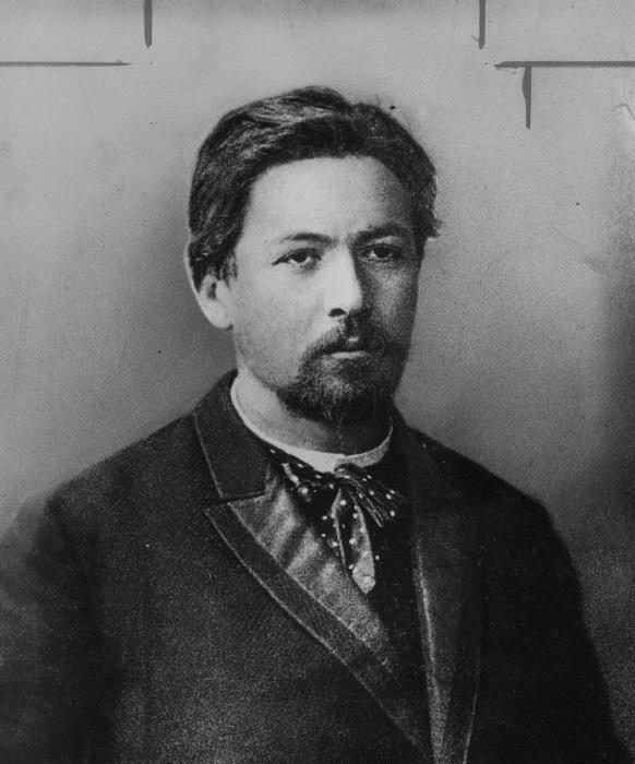 Антон ЧеÑов
