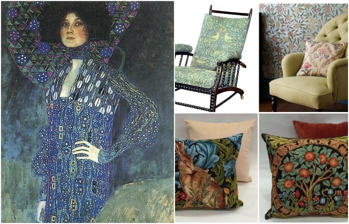 Не живописью единой: Текстильные шедевры великих живописцев