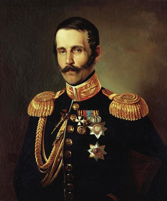 Сергей Григорьевич Строганов 1794-1882
