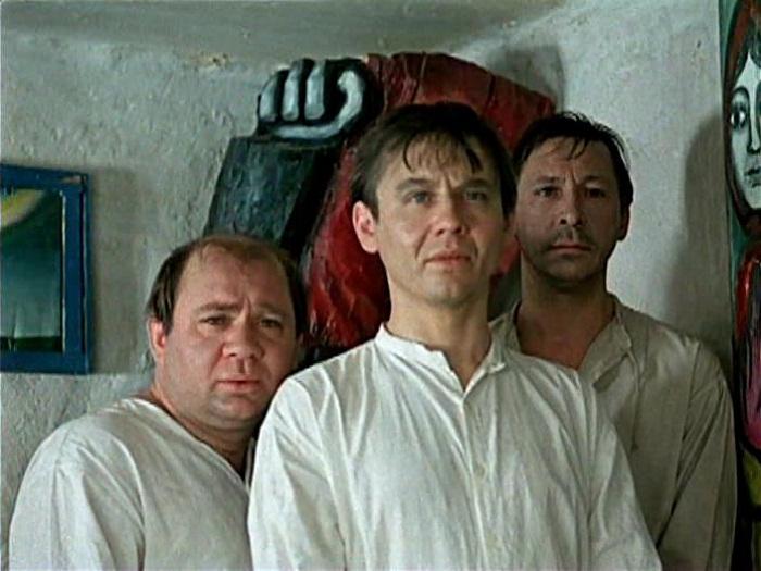 Кадр из фильма «Гори, гори, моя звезда реж. А. Митта, 1969 год»