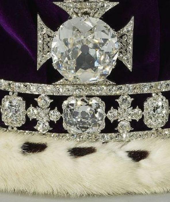 Как сделать платиновую корону 24