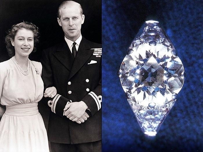 Принцесса Элизабет и принц Филипп, лето 1947 года