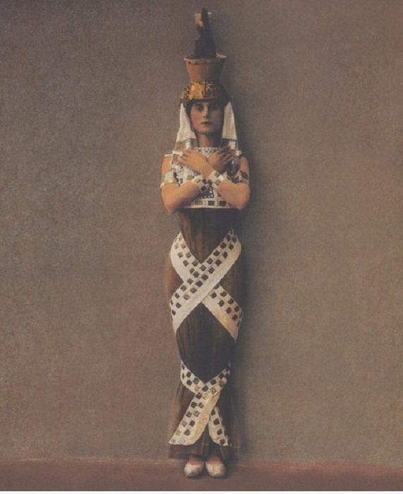Анна Павлова. Ассирийский танец