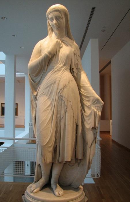 Джованни Мария Бенцони.«Ребекка под вуалью», 1864 г.