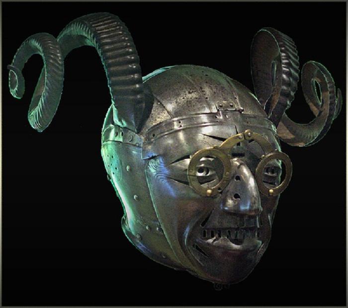 Шлем Генриха VIII, 1511-1514