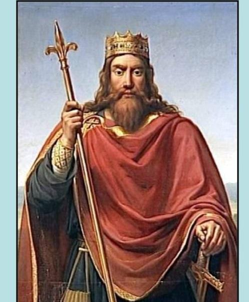 Хлодвиг I, правил 481-511 гг