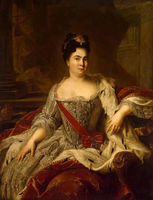 Императрица Екатерина I