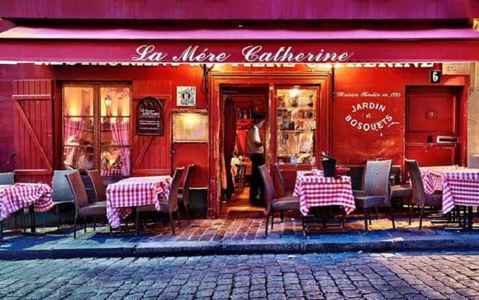 Ресторан «Ля Мэр Катрин»