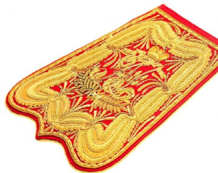 Ташка офицерская Лейб-гвардии Гусарского полка, Российская империя, копия