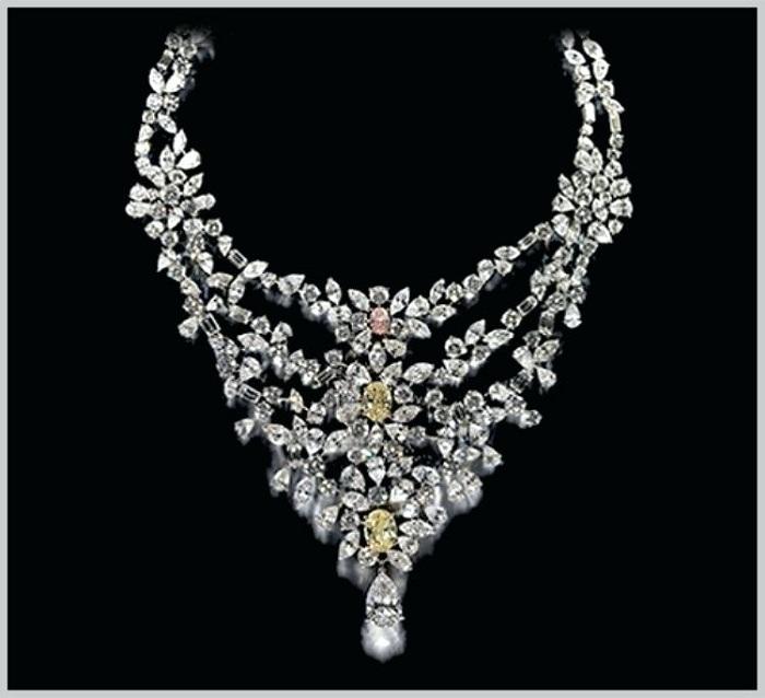Ожерелье Марии Антуанетты от фирмы De Beers