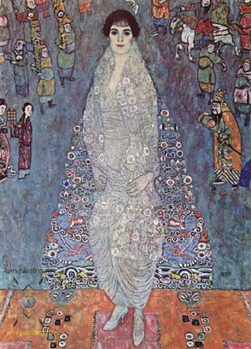 Портрет Адели Блох-Бауэр II