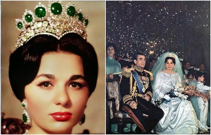 История жизни императрицы Фарах Пехлеви - супруги последнего  иранского монарха