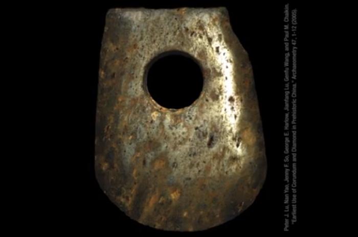 Китайские церемониальные топорики 2500-4500 гг до н.э.
