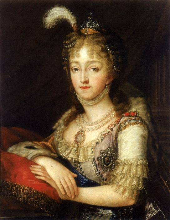 Императрица Елизавета Алексеевна (супруга Александра I)