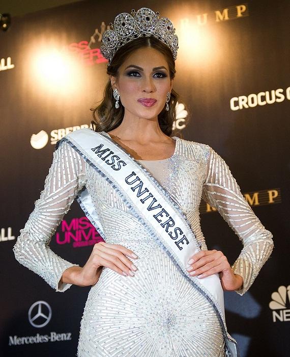 «Мисс Вселенная 2013»: Габриэла Ислер, Венесуэла, рост 181 см