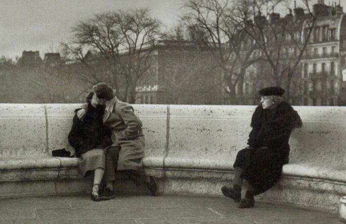 Добрые фотографии Робера Дуано - фотографа, влюбленного в Париж