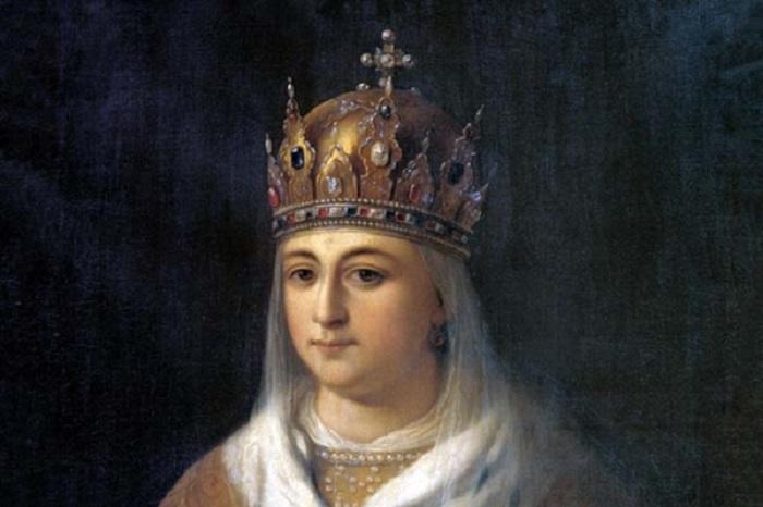 Евдокия Лопухина, мать царевича Алексея