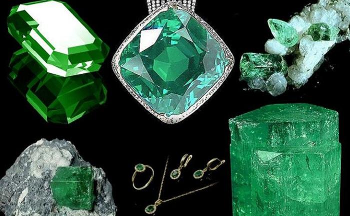 Изумруд - драгоценный камень из великолепной четверки: Зеленее зеленого…