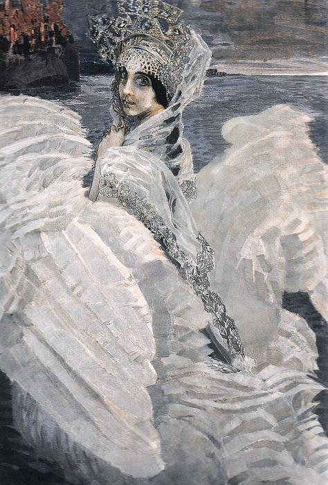 М. Врубель Царевна-лебедь