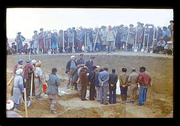 16 ноября 1978 года, на следующий день после обнаружения золота